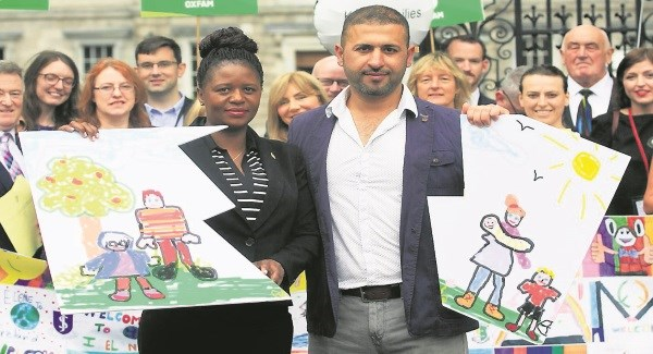 The Irish Examiner: 'Civil Engagement Group: 'Extend family reunification laws''