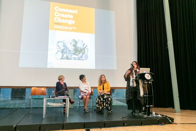 Colette's Speech from Create's Strategy 2020 – 2025 Launch, 26th September 2019
