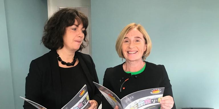 Speech at the Young Knocknaheeny 'Born and Raised into Homelessness Child Homeless Report Launch', 18th October 2019