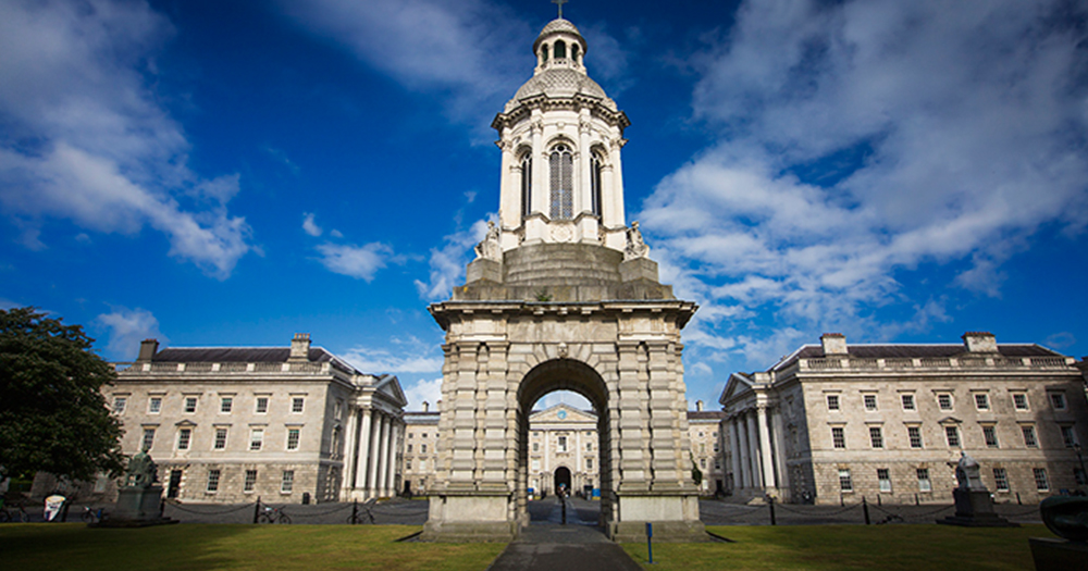 Speech at the Symposium on Human Rights and Dementia in Trinity College Dublin, 8th November 2019