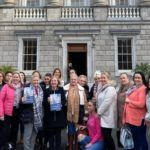 Cork Traveller Visibility Group's Women in Leadership programme visits Leinster House