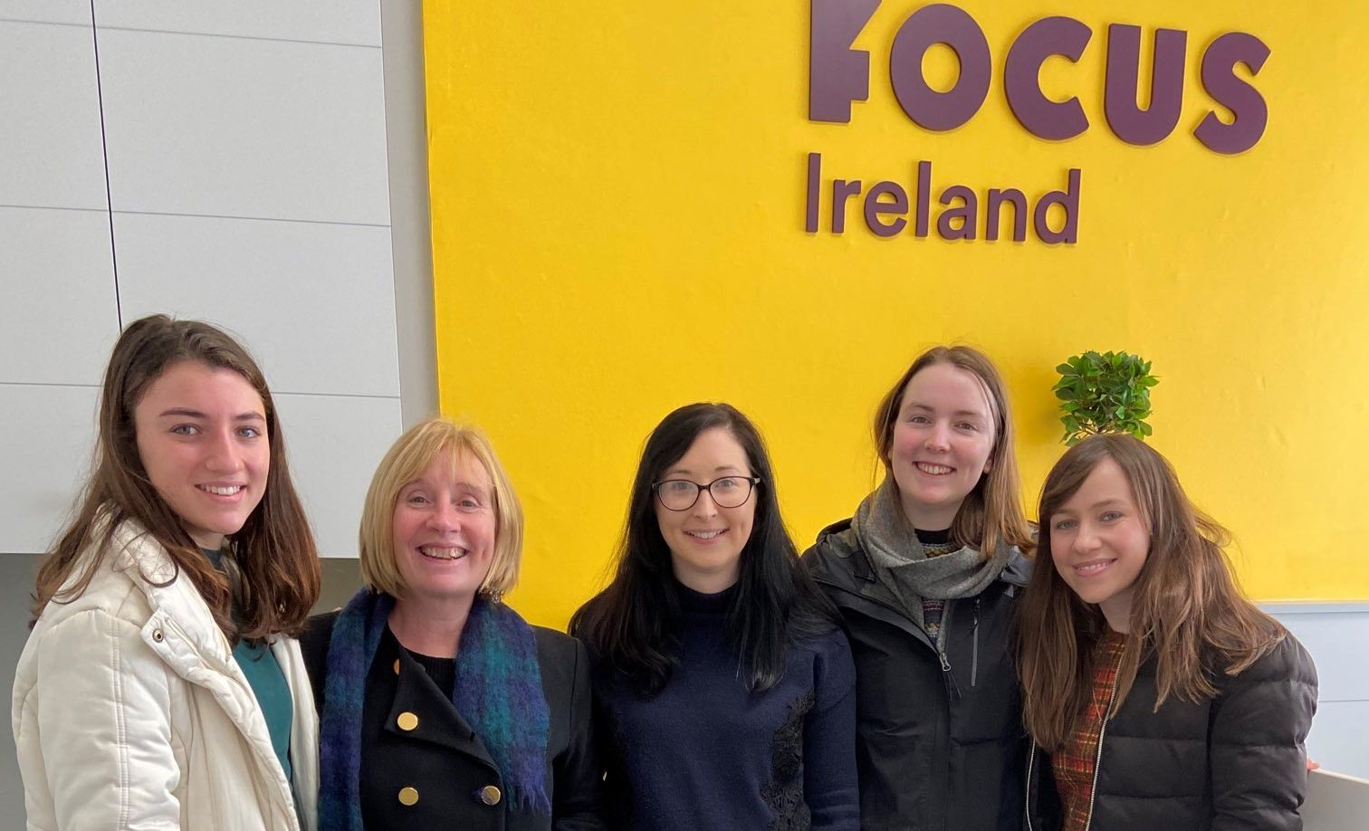 Visiting the Focus Family Services Centre